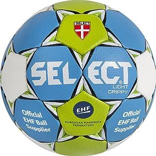 Select Ballon Light Grippy bleu/vert/blanc