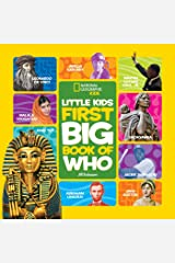 National Geographic Little Kids First Big Book of Who (National Geographic Little Kids First Big Books) Kindle Edition