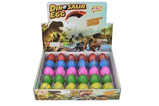 3 opinioni per Dinosaur Yeelan Eggs il giocattolo cova