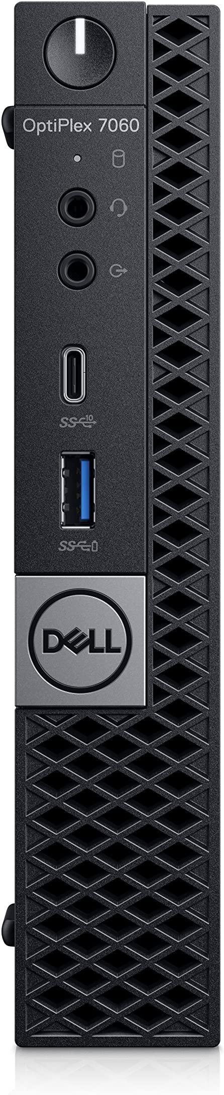 Dell OptiPlex 7060 2.1 GHz 8th Gen Intel® Core i5 i5-8500T Black USFF PC OptiPlex 7060, 2.1 GHz, 8th Gen Intel® Core i5, i5-8500T, 8 GB, 128 GB, Windows 10 Pro