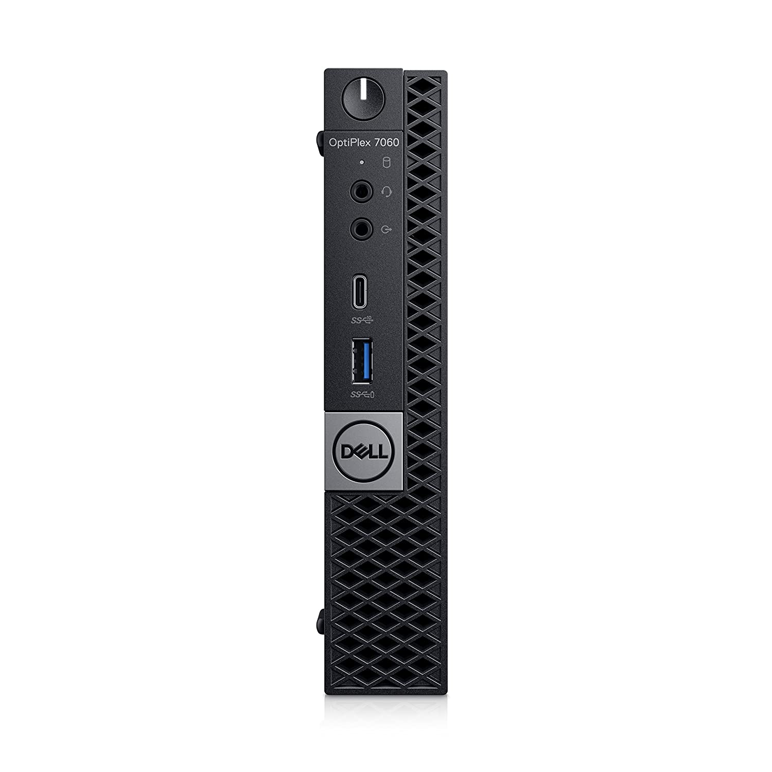 Dell OptiPlex 7060, 2,40 GHz, 8ª generación de procesadores Intel Core i7, i7-8700T, 8 GB, 256 GB, Windows 10 Pro