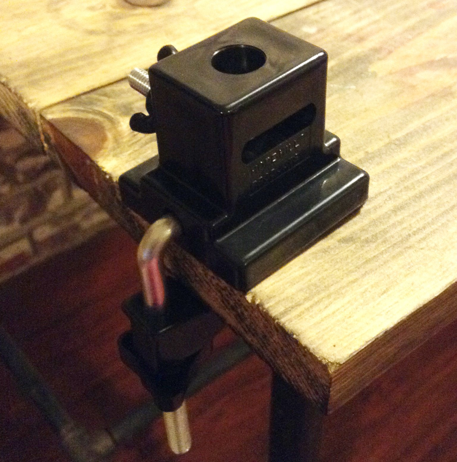 """Replacement Clamp for 1//2/"""" Base Swing Arm Lamps"""