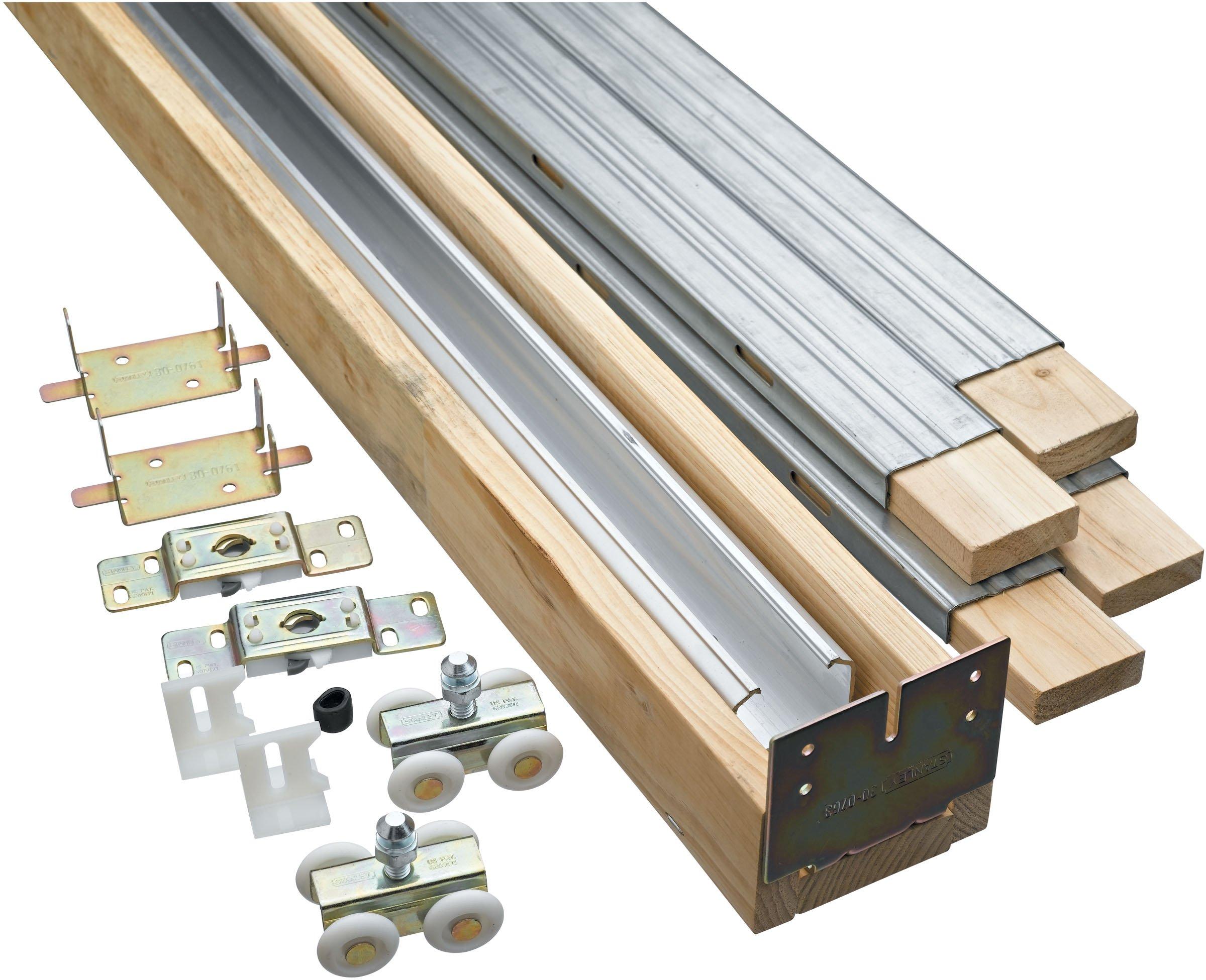 Stanley National Hardware S403-925 PDF150 Pocket Door Contractor Set
