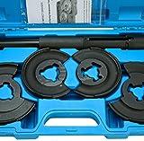 8milelake Suspension Coil Spring Compressor