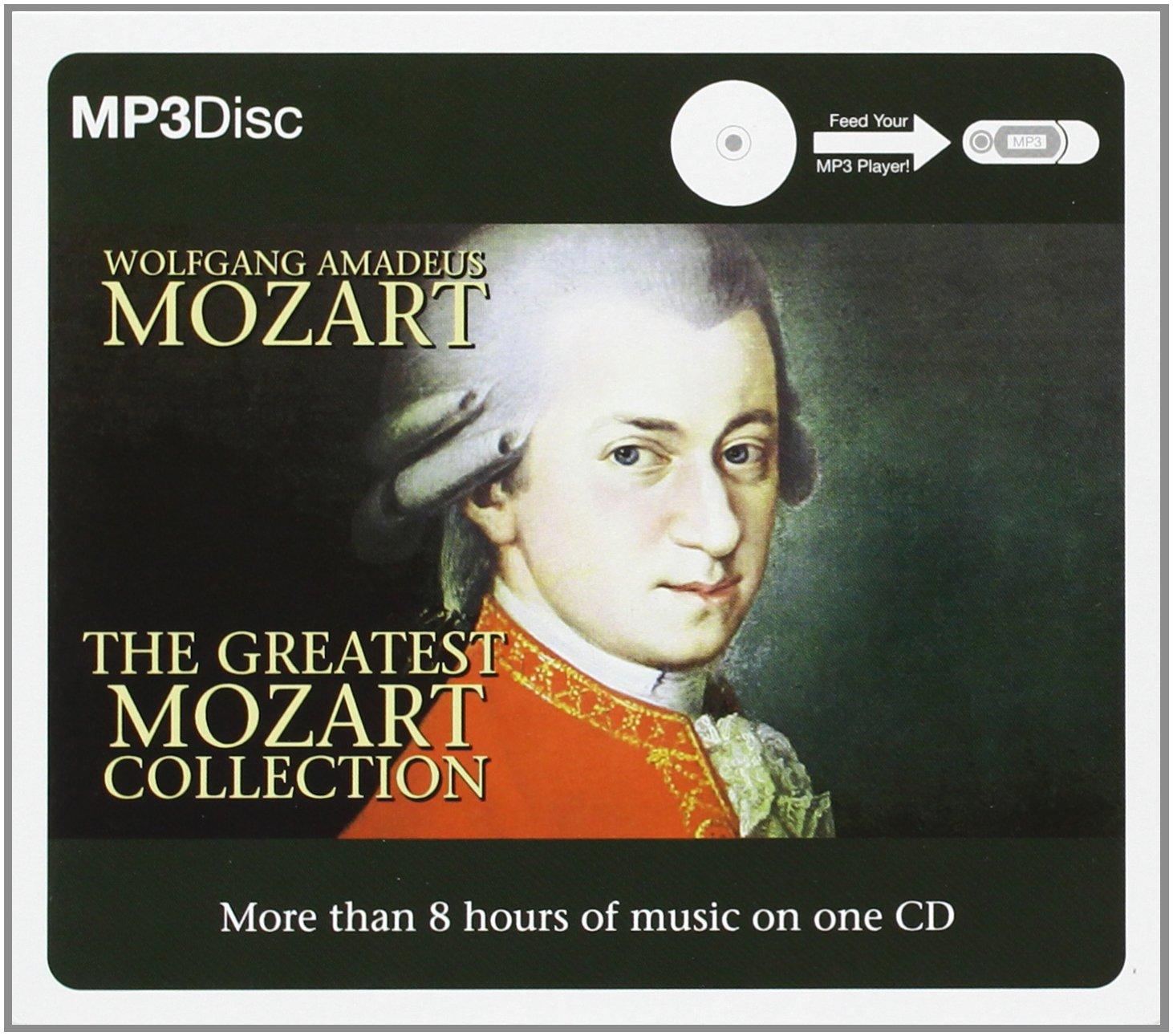 The Greatest Mozart Collection - Various, Wolfgang Amadeus Mozart:  Amazon.de: Musik