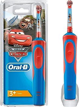 Oral B Kids Elektrische Zahnbürste mit Cars Figuren