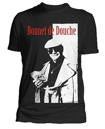 Only Fools and Horses Del Boy Bonnet de Douche Official T Shirt (M)