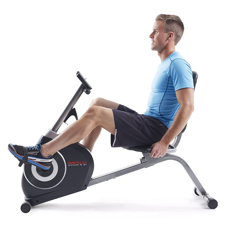 Weslo Pursuit G 3.1 Bicicleta de ejercicio: Amazon.es: Deportes y ...