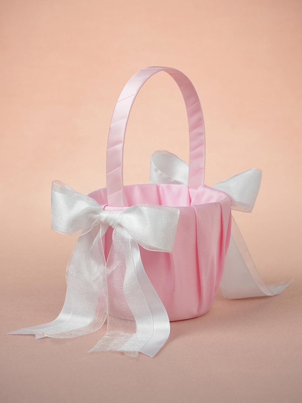 Amazon.com: Remedios Ribbon Bowknot Variety Colors Satin Wedding ...