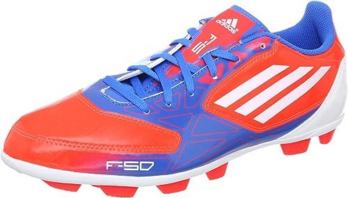 Adidas F5 TRX HG, Infrared / Blue