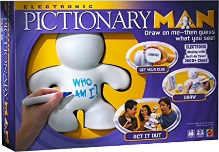 Pictionary Man: Electronic
