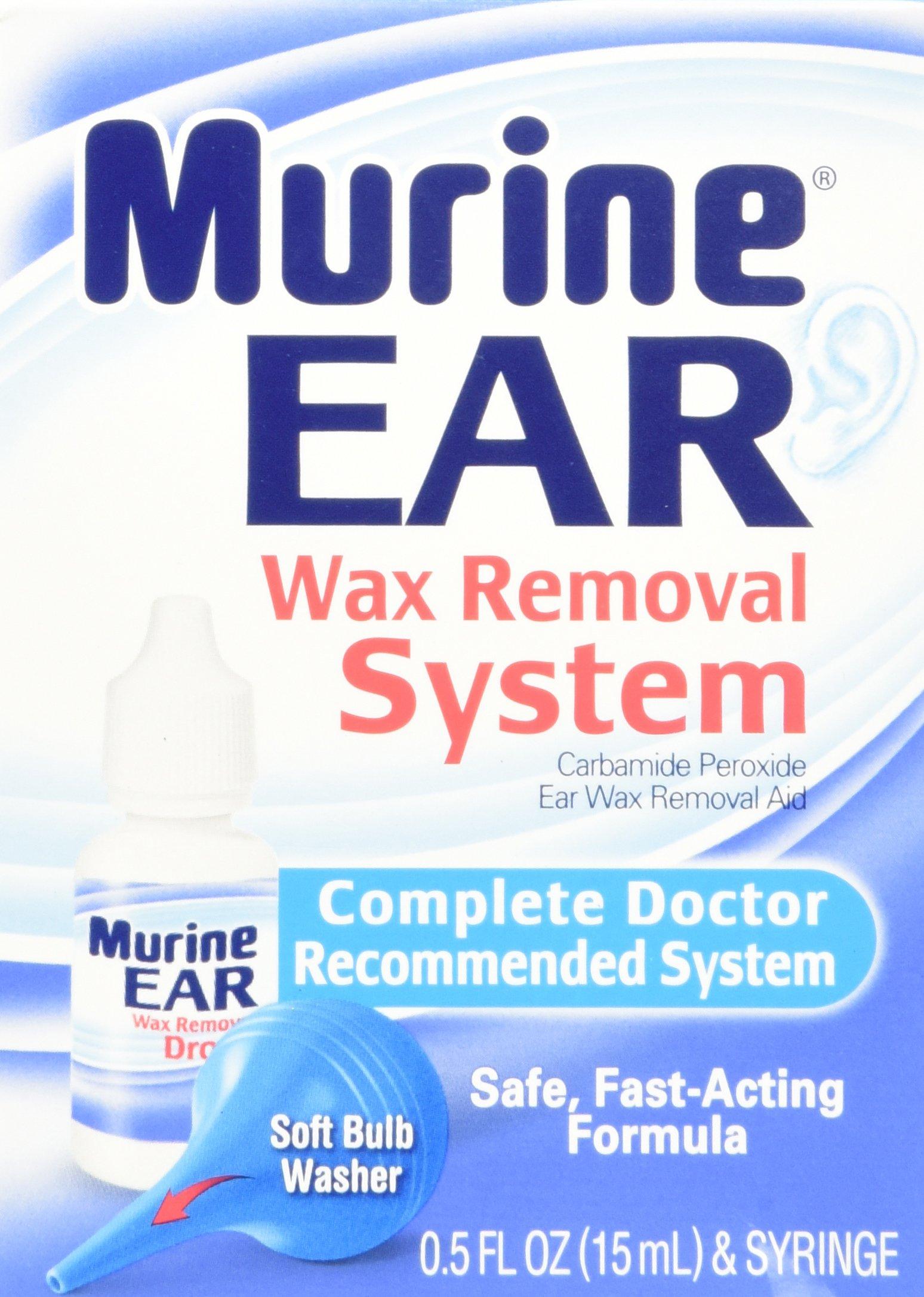 Murine Ear Wax Removal System-0.5 oz.