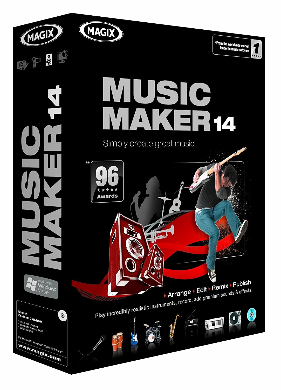 Magix music maker 14 tutorial part 1 youtube.