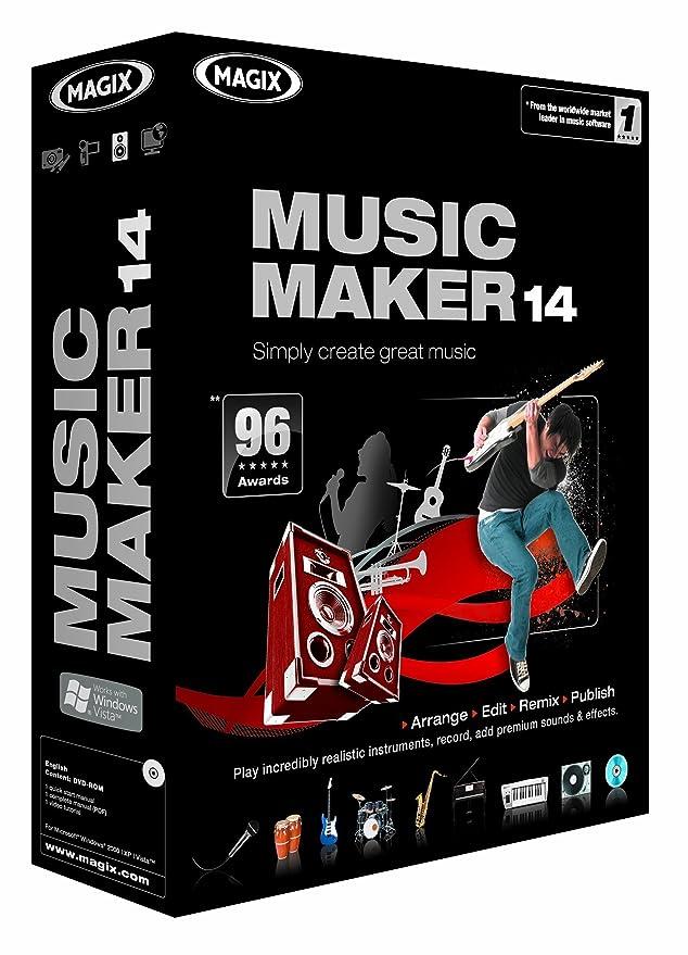 Magix music maker daw is now free emusician.