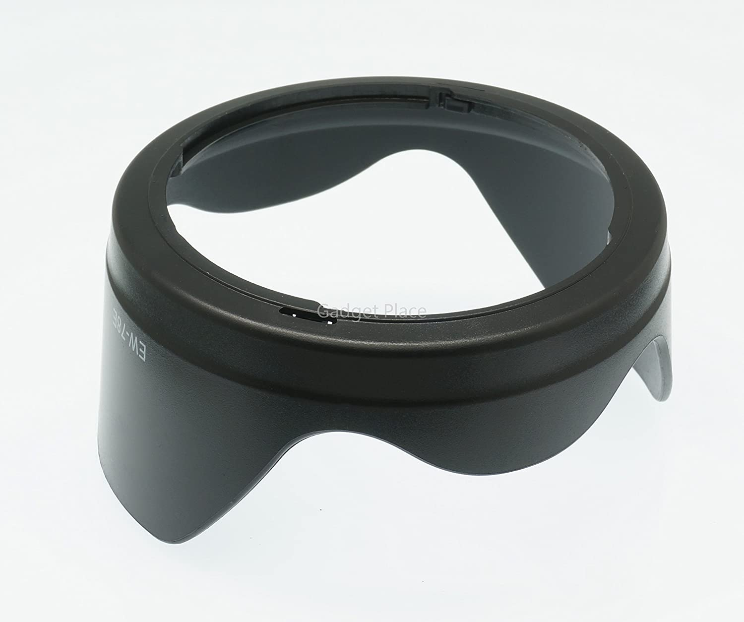 Gadget Place EW-78E Lens Hood for Canon EF-S 15-85 f//3.5-5.6 IS USM