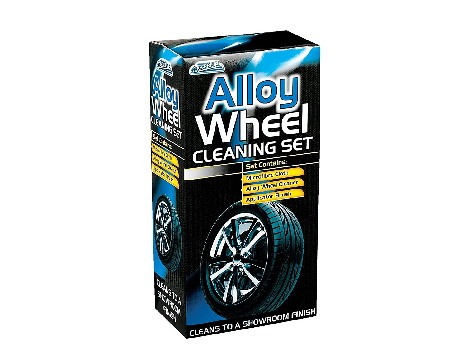 Car Pride Alloy Wheel Cleaning Kit (109485)