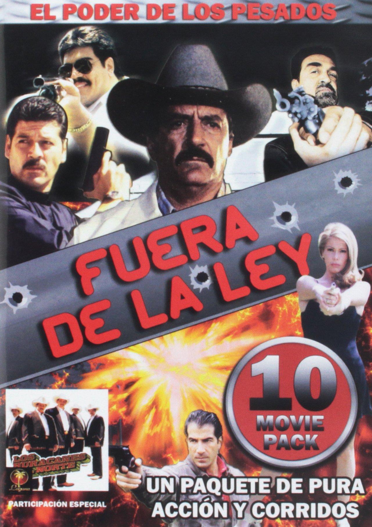 Fuera De La Ley - 10 Pack (2 Pack, 2PC)