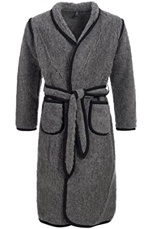 Quality Men\'s Dressing Gown Evening Coat/Dressing Gown Wool Mark ...