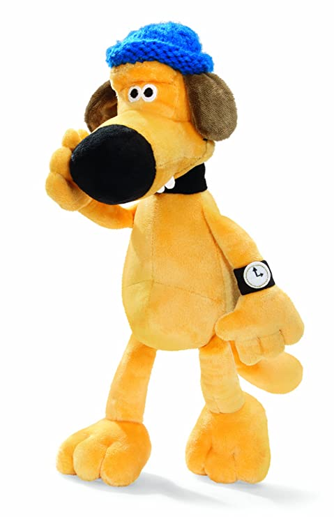 Shaun the Sheep - Bitzer (Soft Toy) by Nici