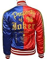 TAF Harley Quinn Suicide Squad Jacket