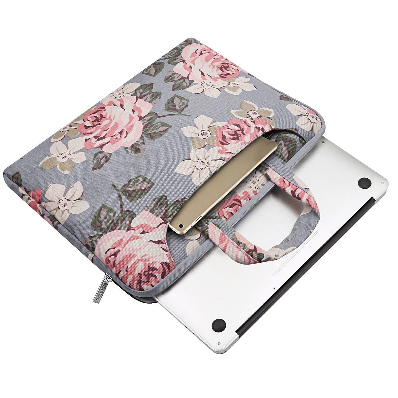 MOSISO Bolsa de Hombro Compatible con 13-13.3 Pulgadas MacBook Air ...