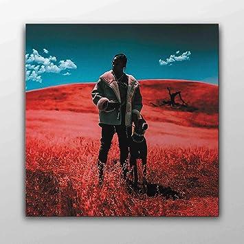 "Travis Scott Rodeo poster wall art home decoration photo print 24/"" x 24/"""