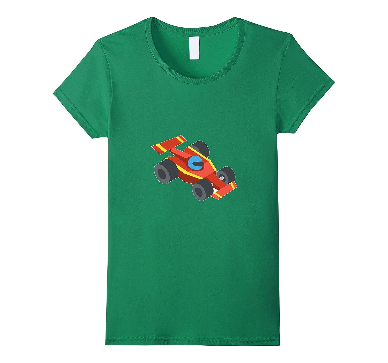 Drag Racing Car T-Shirt  Fast Toy Speed  Raceway