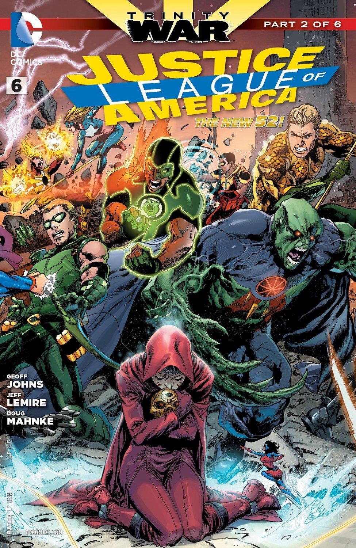 Book Justice League Of America #6 Pdf Ebook   Vermillions