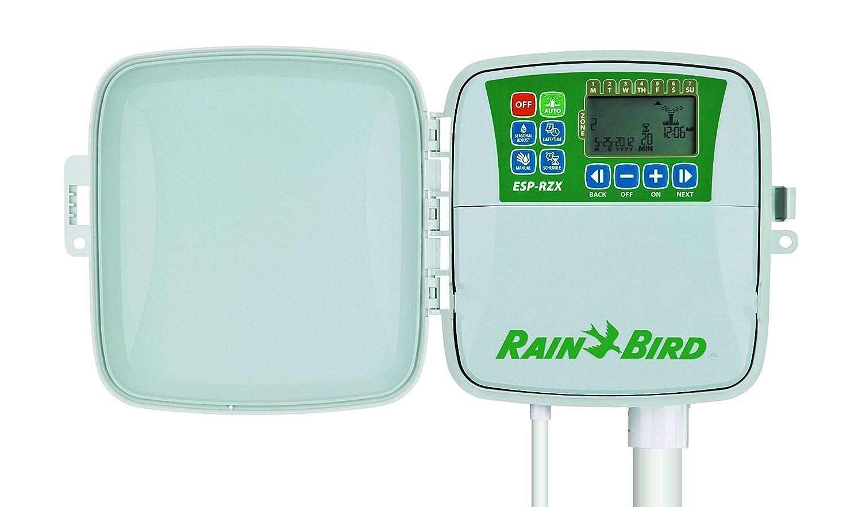 Rain Bird RZX4 - Programmierbares Bewässerungssystem, 4 Jahreszeiten, für draußen für draußen