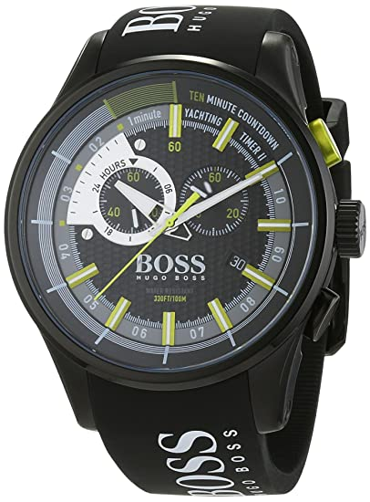 e6ab2a85d159 Hugo Boss - Reloj para hombre - 1513337  Amazon.es  Relojes
