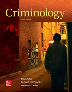 Criminology with access (canadian) 2nd edition (9780071319034.