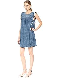 AG Adriano Goldschmied Womens Celeste Dress