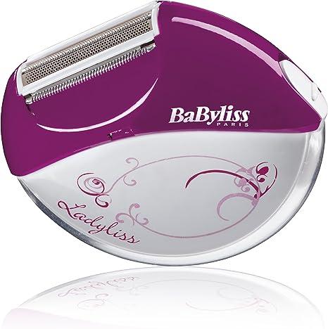 BaByliss G285E maquinilla de afeitar para mujer Rosa, Blanco ...