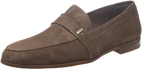 Calvin Klein 4543/SETH SILT, Mocasines para Hombre, Marrón, 43 EU: Amazon.es: Zapatos y complementos