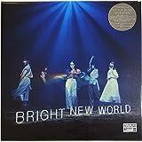 【外付け特典あり】 BRIGHT NEW WORLD(初回生産限定盤B)(DVD付)(特典:オリジナルA4クリアファイルH Ver.付)