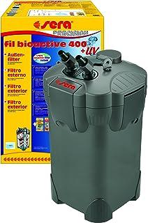 Sera Fil Bioactive Filtro Externo para Acuario con lámpara UV-C de 5 W integrada