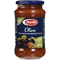 Barilla Sugo Olive - 400 g