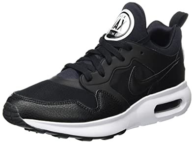 outlet store 80399 afc98 NIKE Air Max Prime Men s Running Shoes Black Black-White 876068-001 (