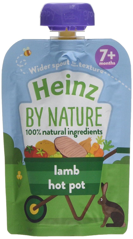 Heinz Lamb Hot Pot Pouch, 130 g (Pack of 5) The Kraft Heinz Company 76011052