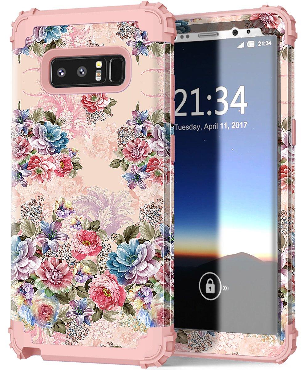 Funda Para Samsung Note 8  Hocase (76blsk9j)