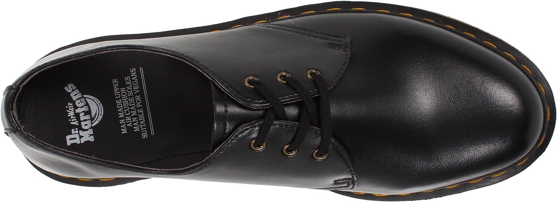 Dr. Martens 1461 Vegan 1461 Vegan Black, Chaussures de ville mixte adulte