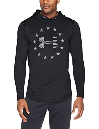 0dbc2453 Under Armour Men's Freedom Tech Terry Hoodie: Amazon.ca: Clothing ...