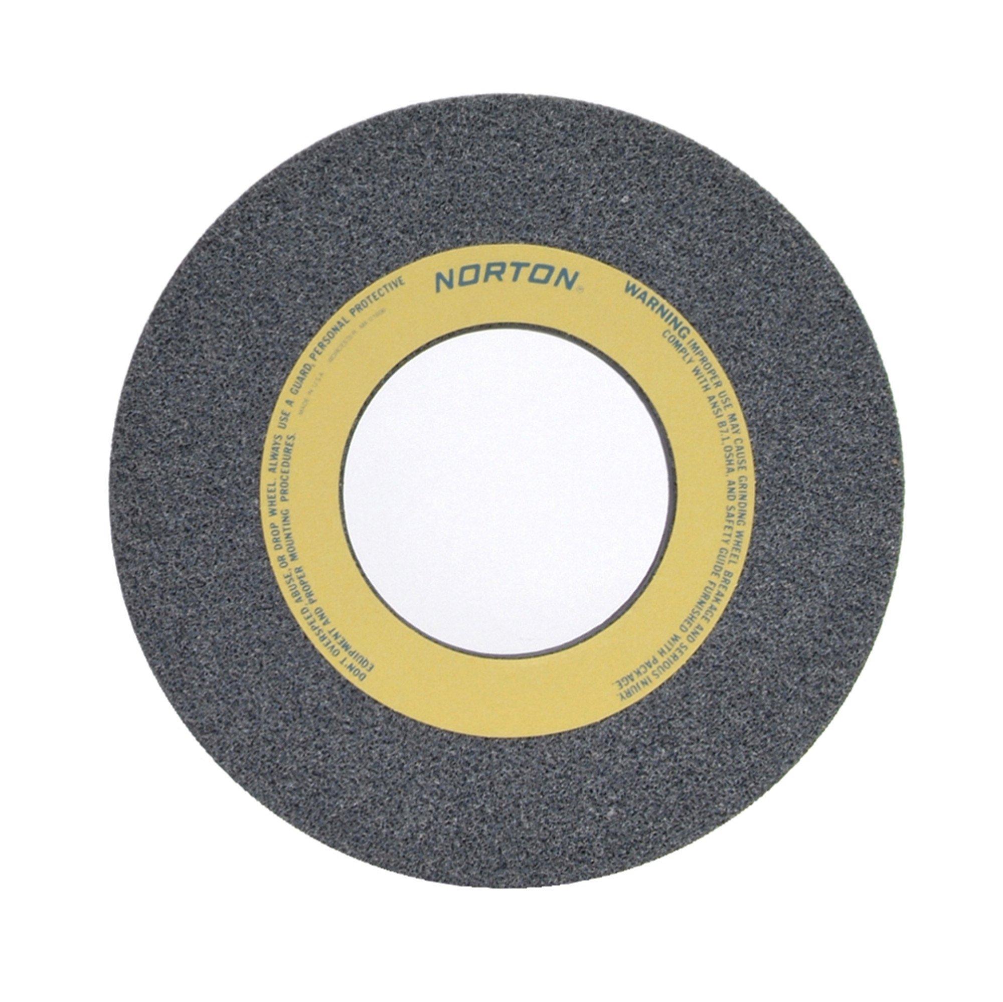 Grinding Wheel, T1, 14x2x5, Aluminum Oxide, 46G, Med, Prpl
