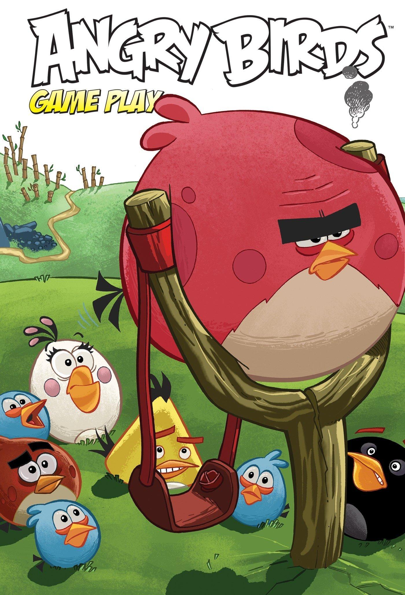 Download Angry Birds Comics: Game Play pdf epub