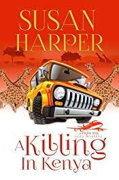 A Killing in Kenya (Flight Risk Cozy Mystery Book 2)
