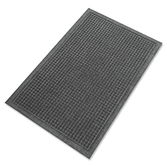Guardian EcoGuard Indoor Wiper Floor Mat Recycled Plastic and Rubber 2u0027x3u0027  sc 1 st  Amazon.com & Guardian EcoGuard Indoor Wiper Floor Mat Recycled Plastic and ...