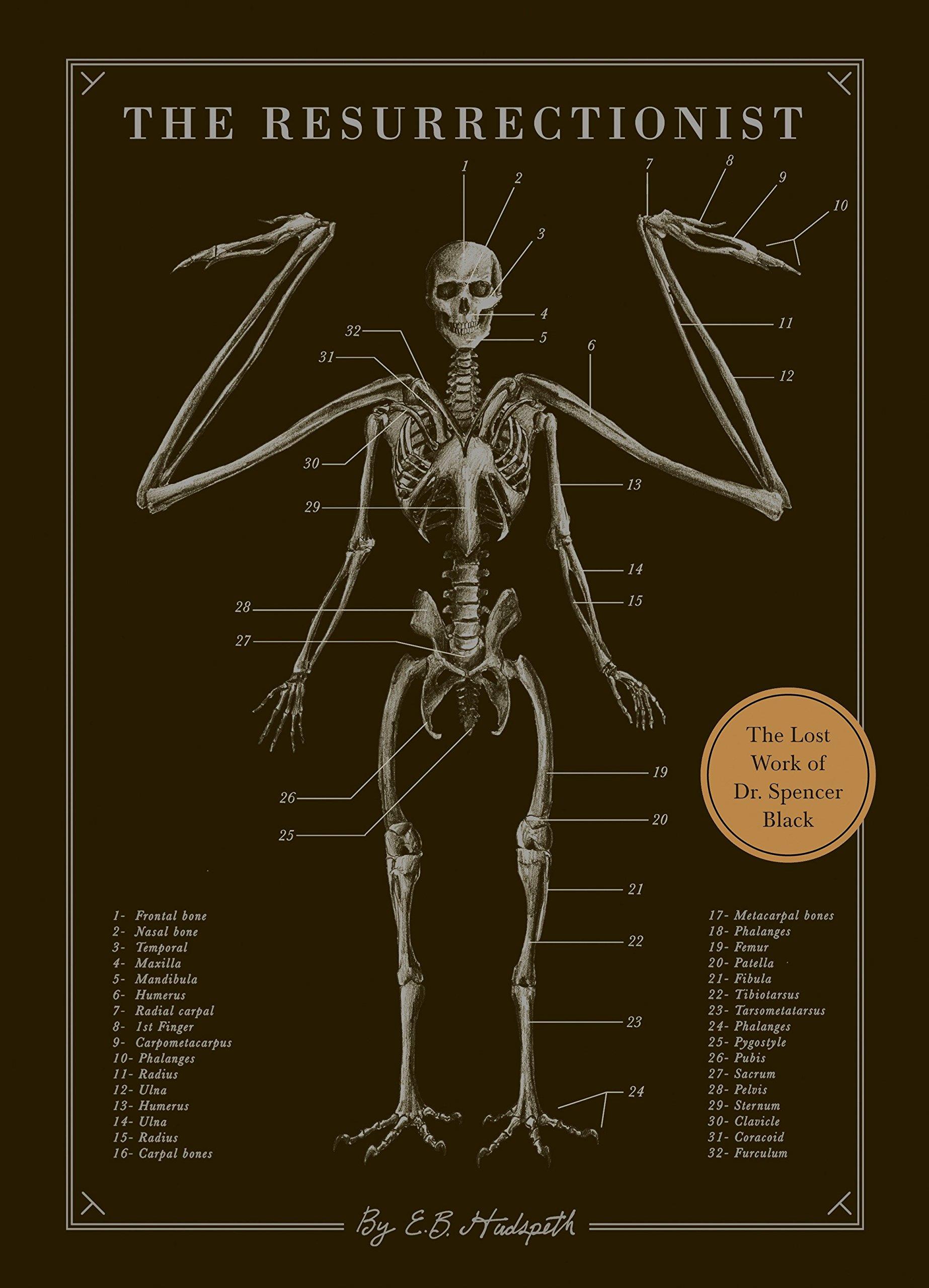 The Resurrectionist: The Lost Work of Dr. Spencer Black (Inglese) Copertina rigida – Illustrato, 17 apr 2013 E. B. Hudspeth Quirk Books 1594746168 Fiction