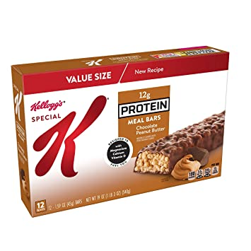 Special K Protein Meal Bars, Chocolate Peanut Butter