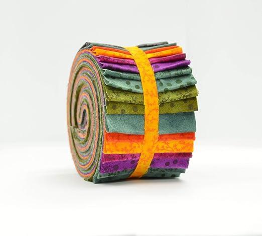 SewCrafte Rollos de Tela de 100% algodón para bebé, para Acolchado ...