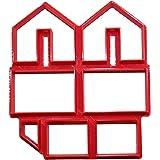 Gingerbread House Hugger Cutter